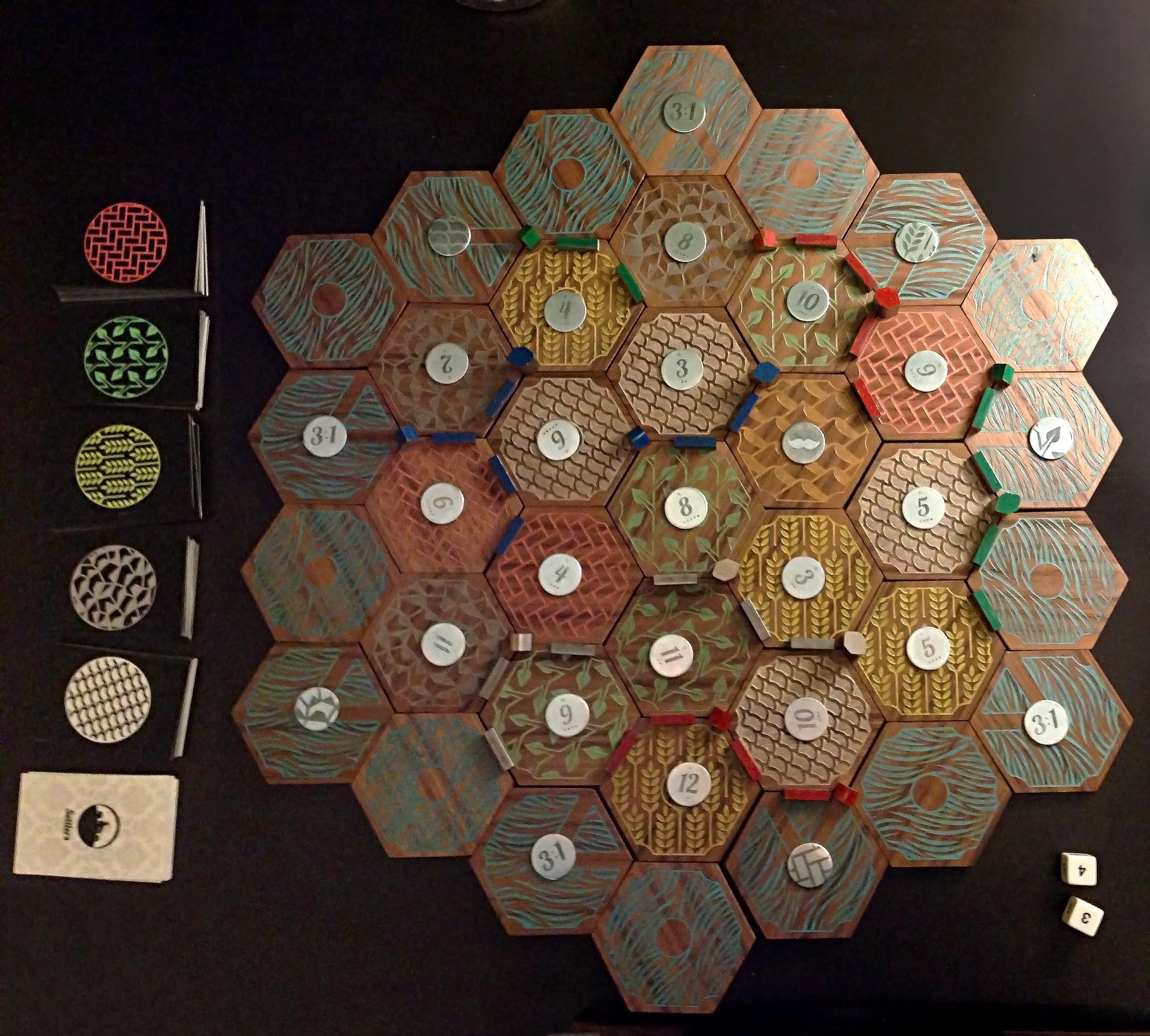 full game board
