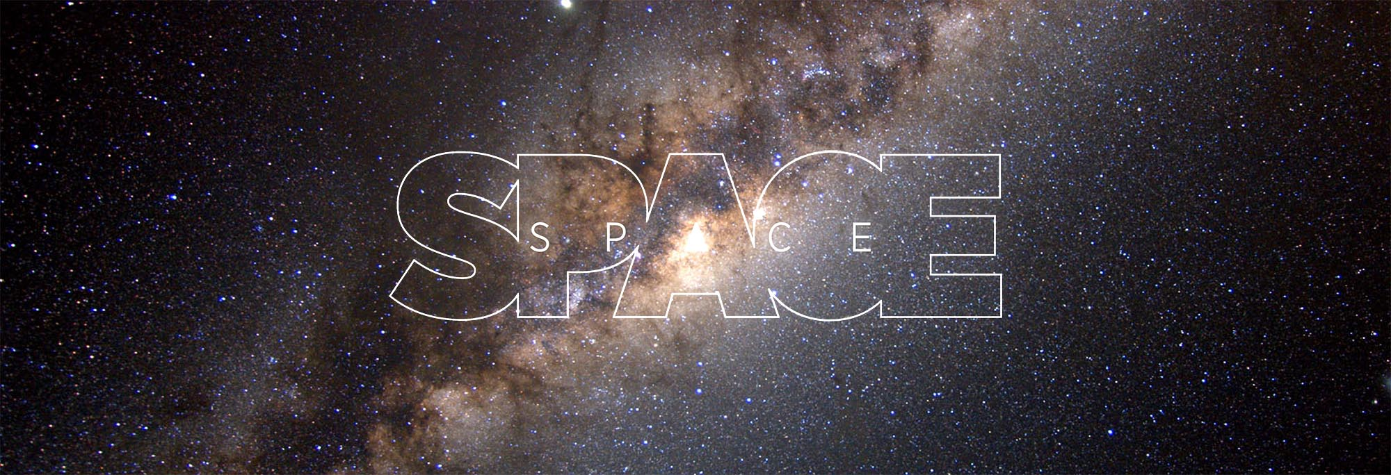 space in space